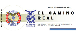 El Camino Real Newsletter