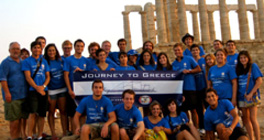 Journey to Greece